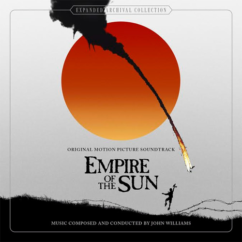 Empire of the Sun Soundtrack CD John Williams Limited Edition 2CD Set