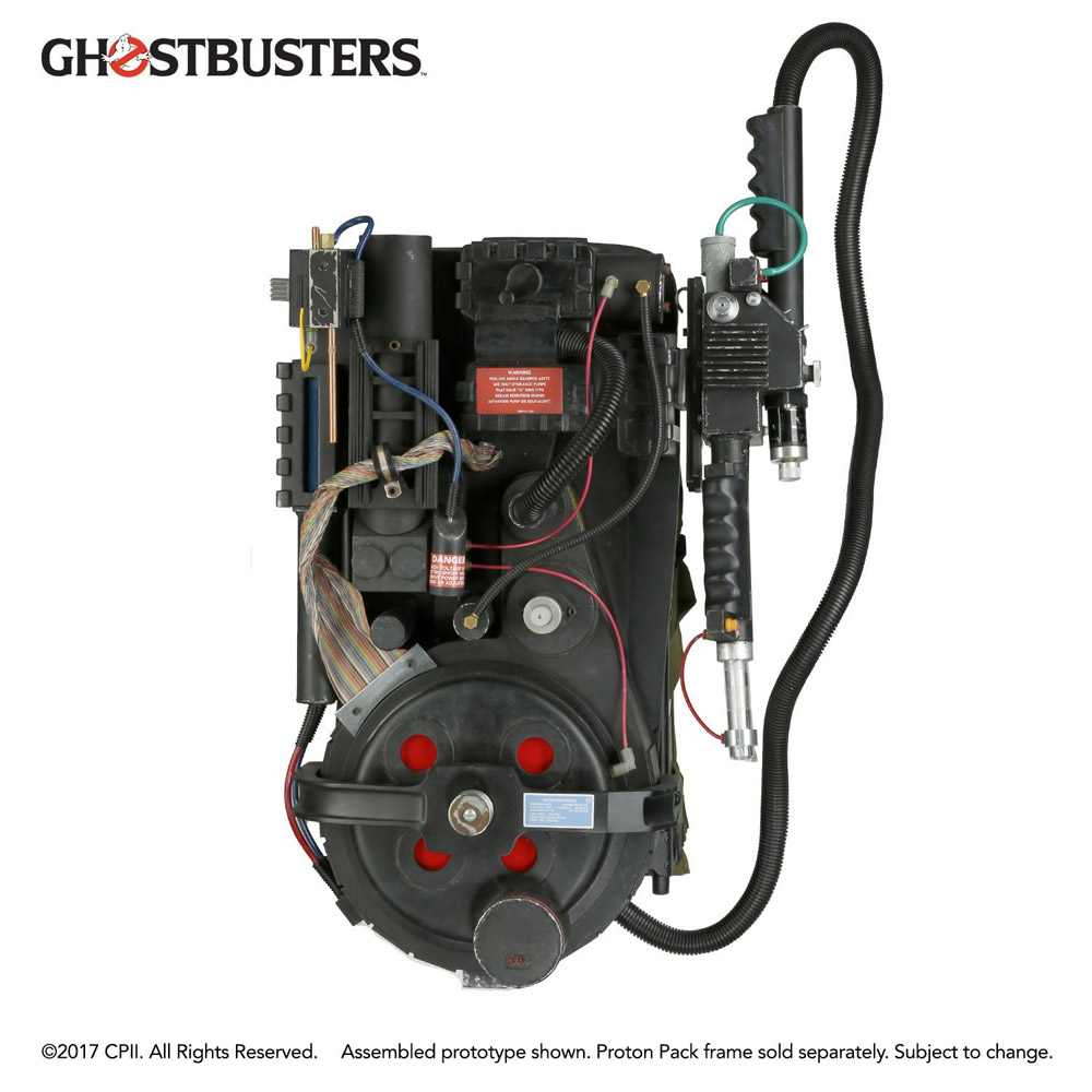 Ghostbusters Proton Pack Kit Prop Replica