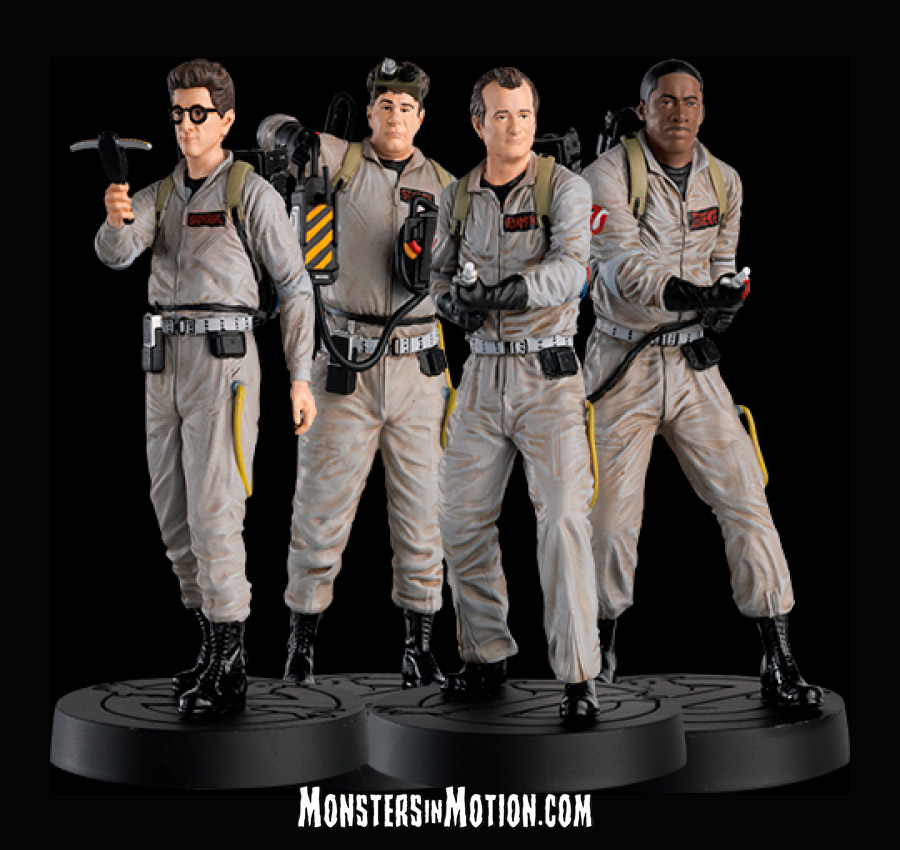 Ghostbusters Collectible Figurine Box Set