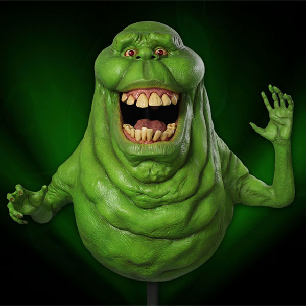 Ghostbusters Slimer Life Size Prop Replica Ghostbusters ...