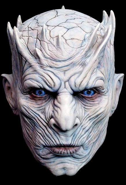 Game of Thrones Night King Adult Pullover Latex Mask