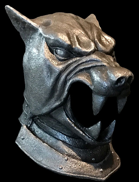 Game Of Thrones The Hound Helmet Mask Replica