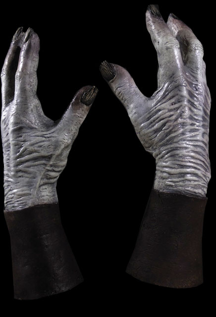 Game Of Thrones White Walker Latex Hands