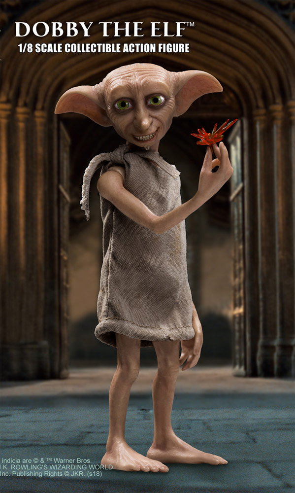 Harry Potter Dobby The House Elf 1/10 Scale Figure by Star Ace