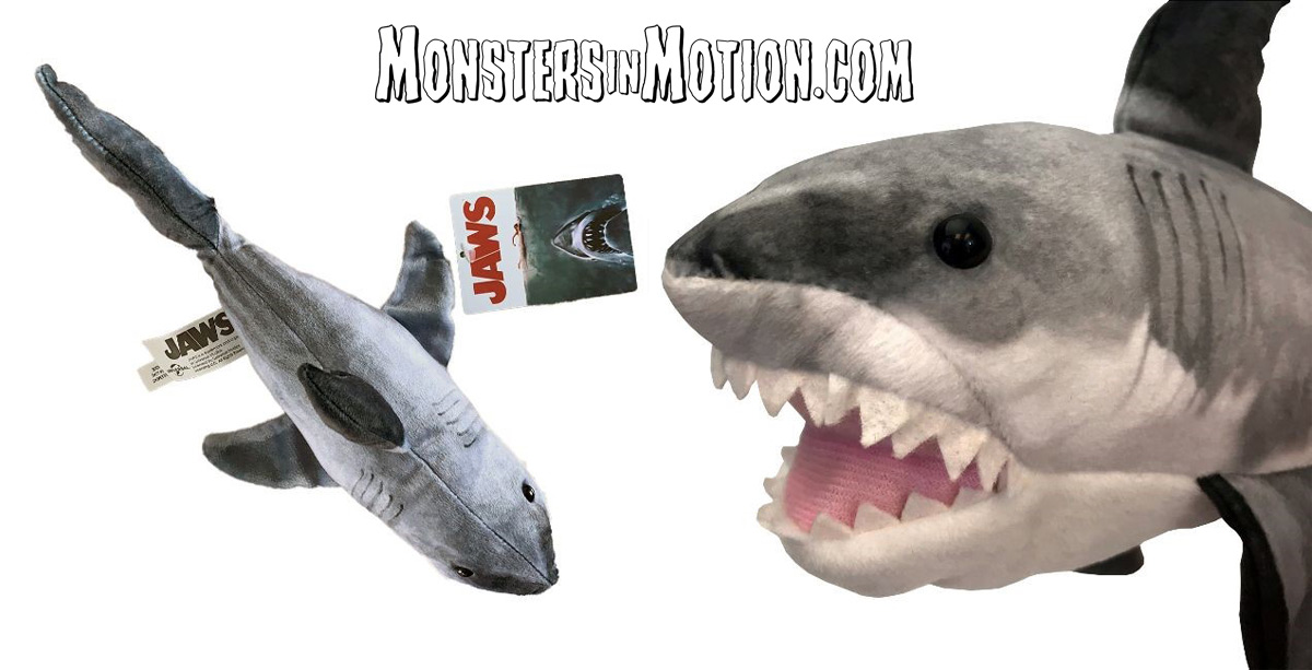 "Jaws 1975 Bruce The Shark 12"" Plush Toy"