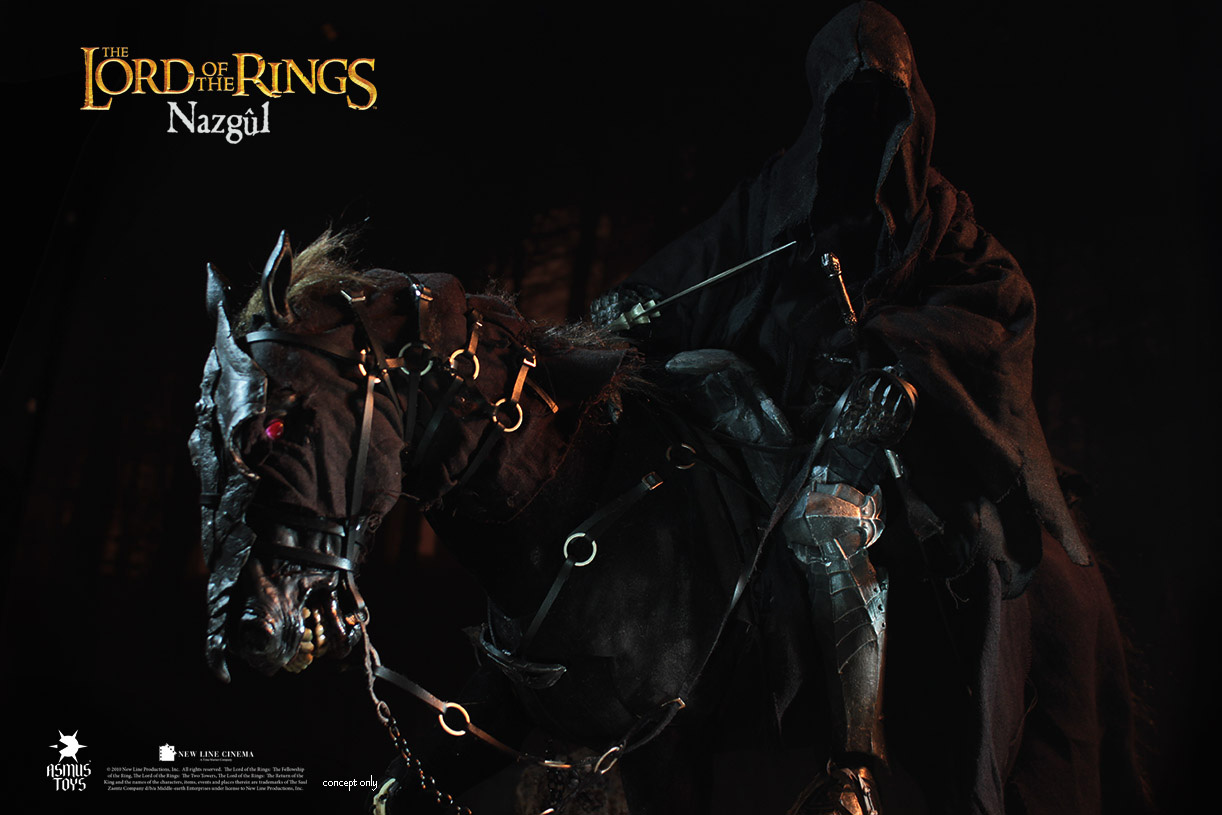 Nazgul Dragon Head