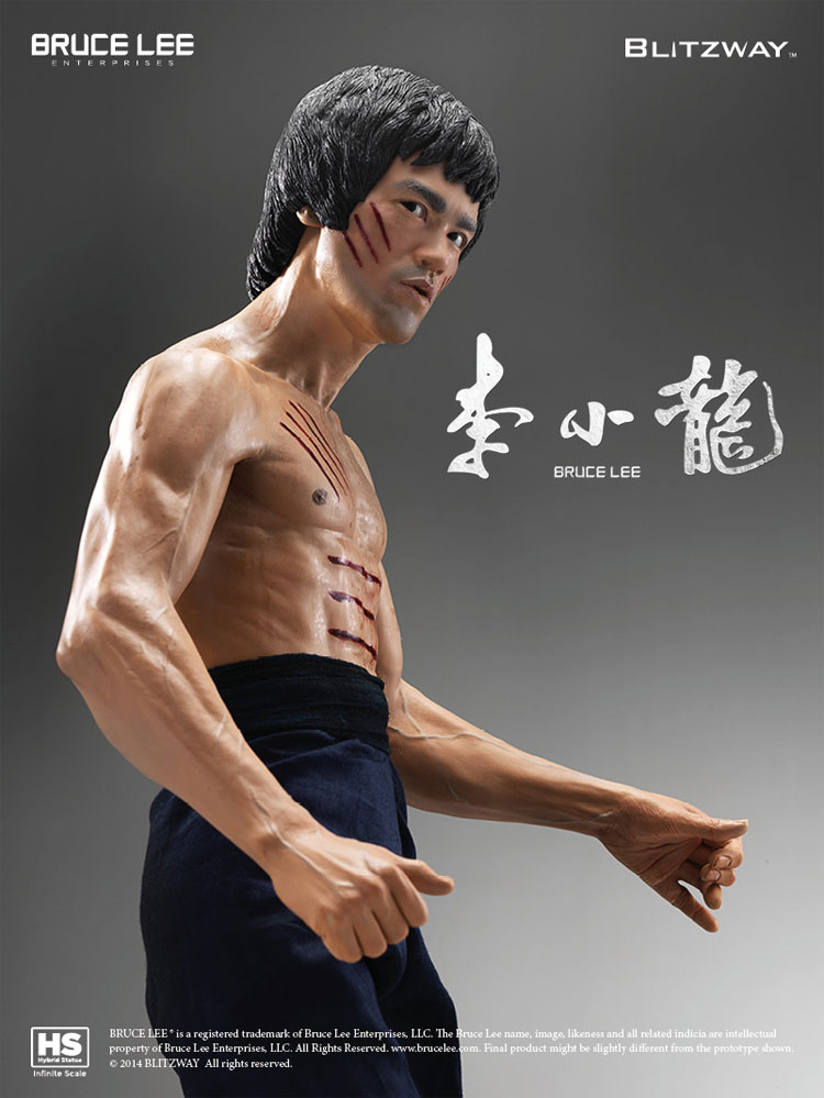 Bruce Lee 1/3 Scale Limited Edition Tribute Statue Version 2 Blitzway