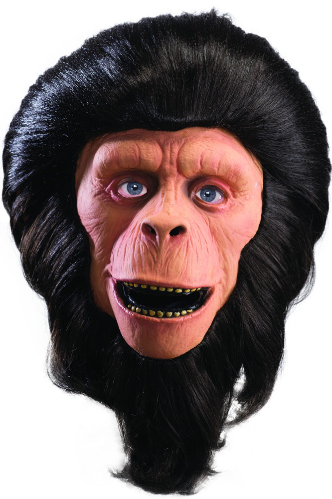 Planet of the Apes Cornelius Foam Latex Adult Mask