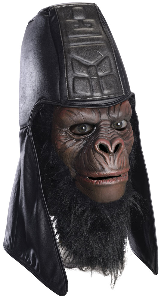 Planet of the Apes General Ursus Deluxe Adult Latex Mask