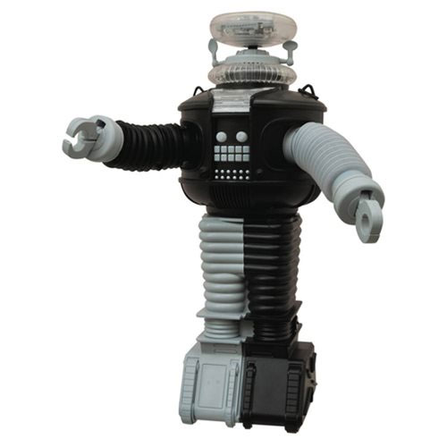 "Lost In Space B-9 Robot Antimatter Version 11"" Electronic Action Figure"