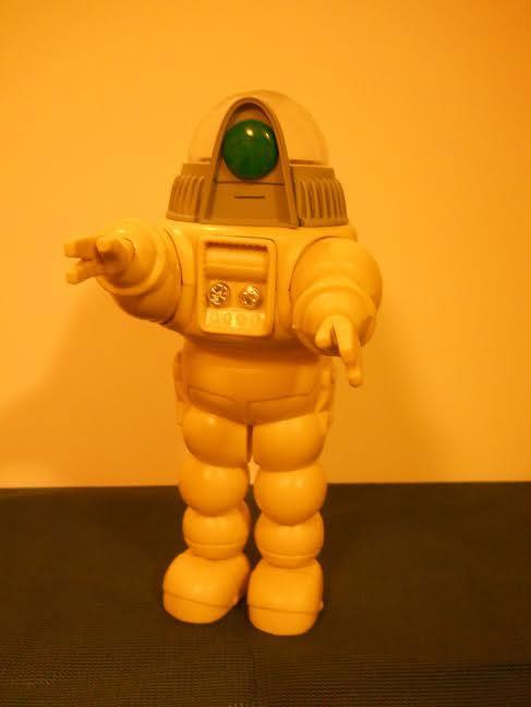 Phantom Empire / Project UFO / Space Academy Cyclops Robot
