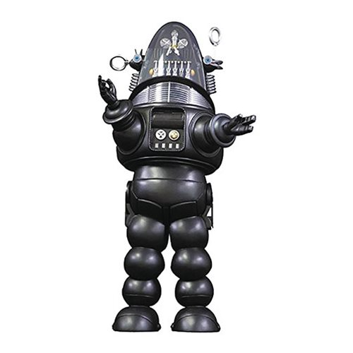 Forbidden Planet Robby the Robot Black DIE-CAST Metal Figure