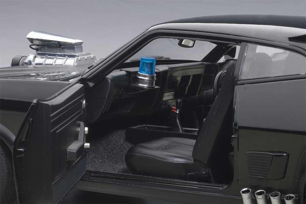 Mad Max Last Of The V8 Interceptors Ford Falcon XB 1/18 Scale Super Deluxe