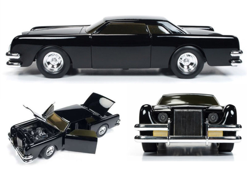 George Barris The Car 1/18 Scale Die Cast Replica