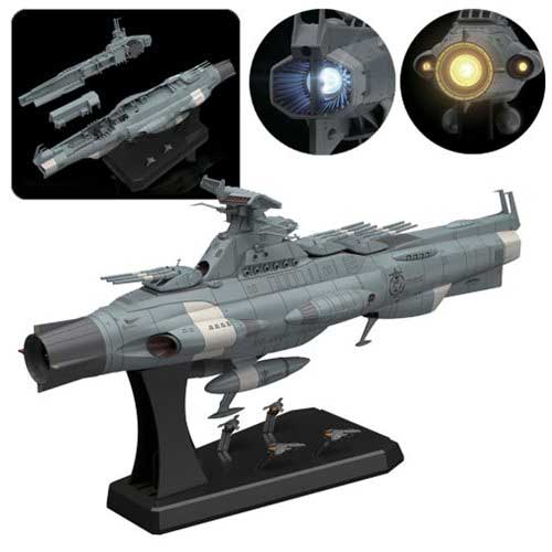 Space Battleship Yamato 2202 Dreadnought 1/1000 Scale Model Kit