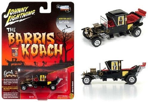 Munsters Koach George Barris 1/64 Scale Diecast Replica