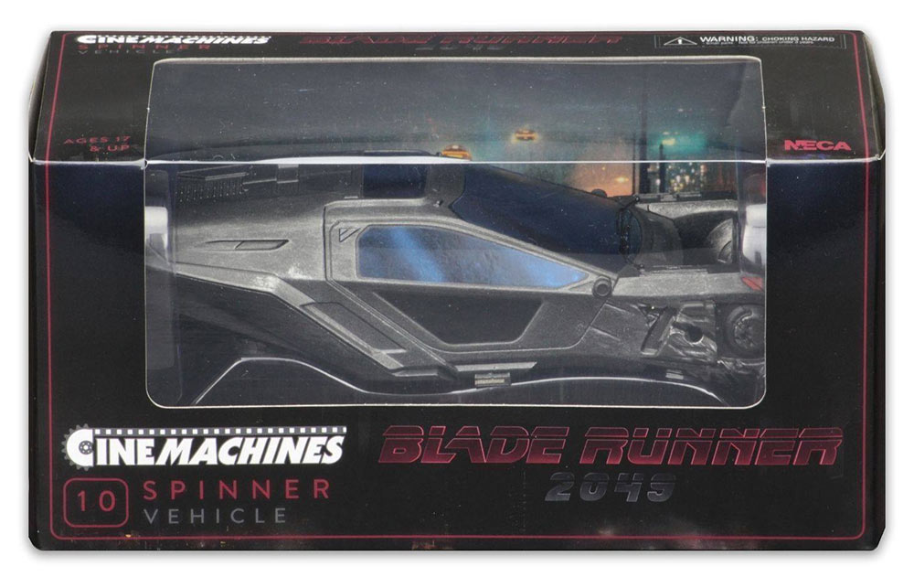 "Blade Runner 2049 Spinner 6"" Diecast Vehicle"