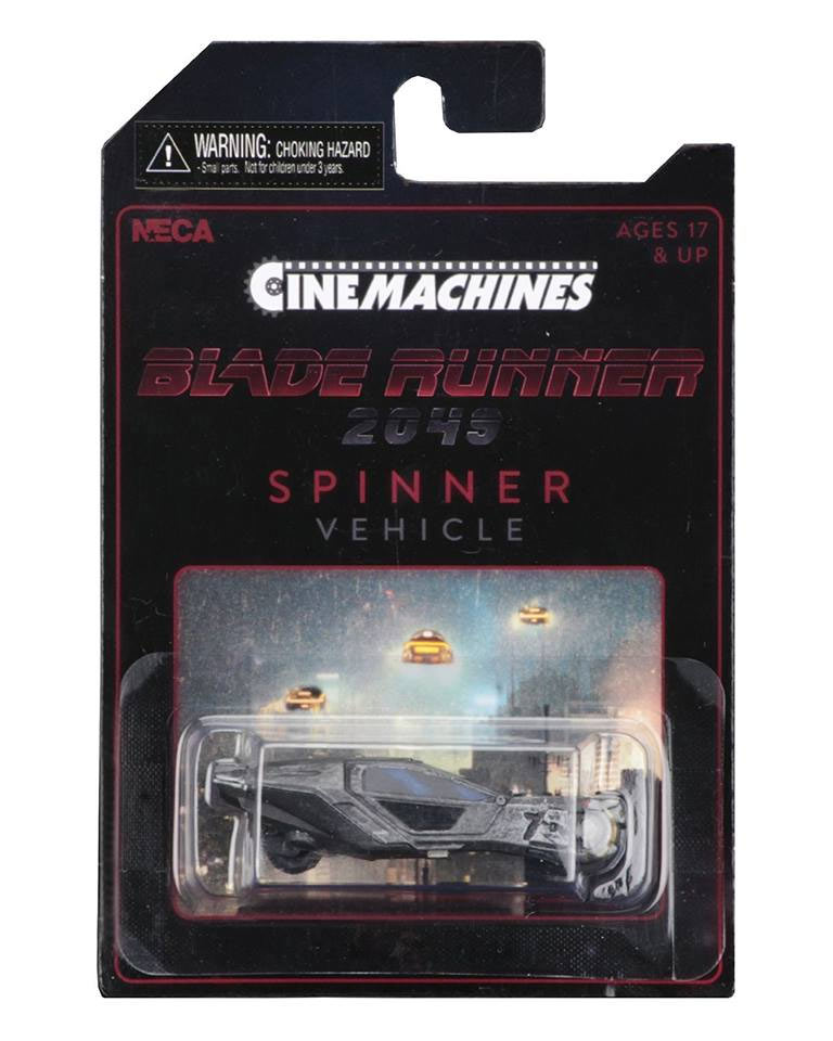 "Blade Runner 2049 Spinner 3"" Diecast Vehicle"