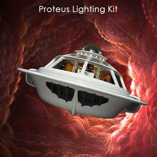 Fantastic Voyage 1/32 Scale Proteus Lighting Kit