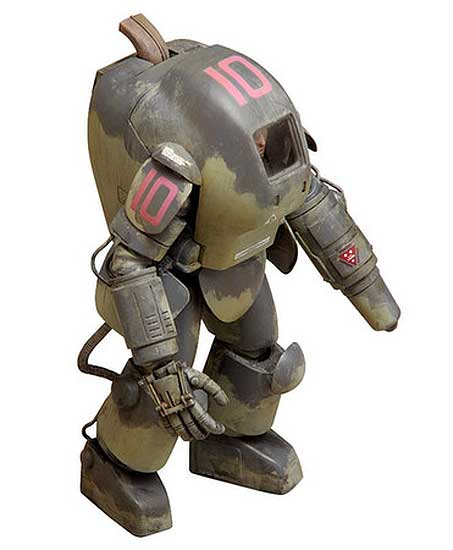 Maschinen Krieger S.A.F.S. Prototype 1/20 Scale Model Kit by Wave