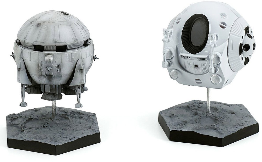 2001: A Space Odyssey Aries 1B & Eva Pod Vehicle Replicas NEW!