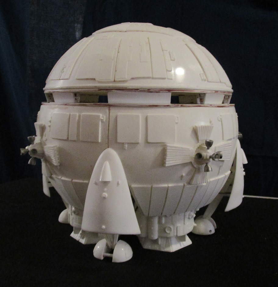 2001: A Space Odyssey Aries-1B 1/48 Scale Resin Model Kit
