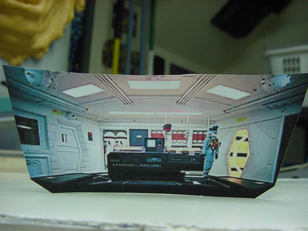 2001: A Space Odyssey Discovery 1:144 Scale Accessory Detail Set for Moebius Model Kit