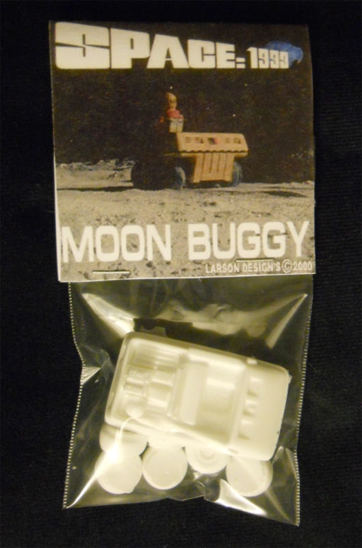 Space 1999 Moon Buggy 1/48 Scale Model Kit