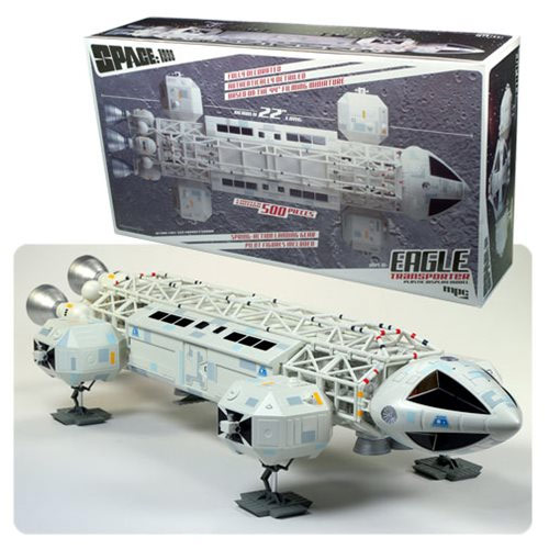 Space 1999 Eagle Transporter 1/48 Scale Finished Display Model