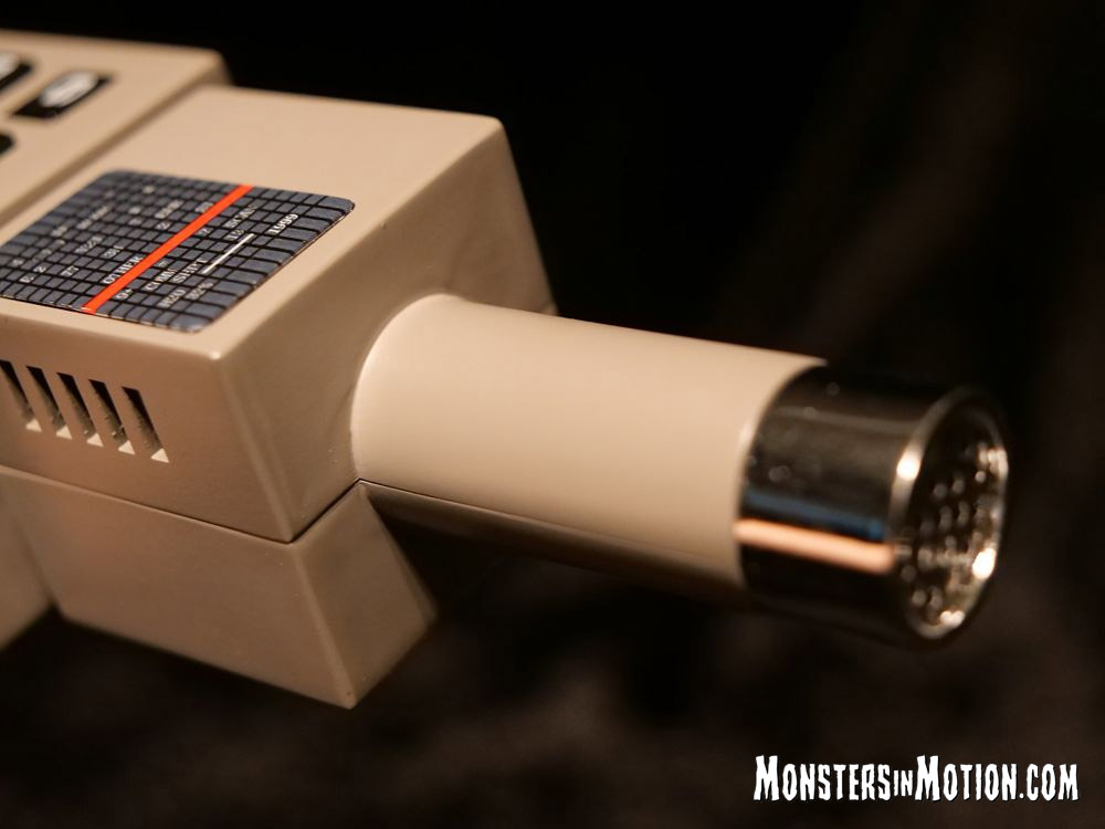 Space 1999 Deluxe Electronic Stun Gun and Comlock Set Prop Replicas with Lights and Sound