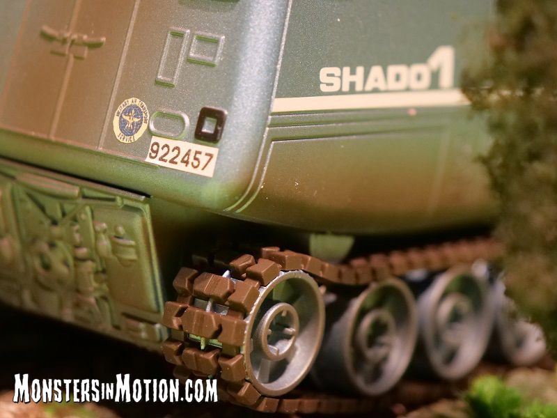 UFO TV Series SHADO 1 Mobile with SKY-1 Diecast Replica Gerry Anderson