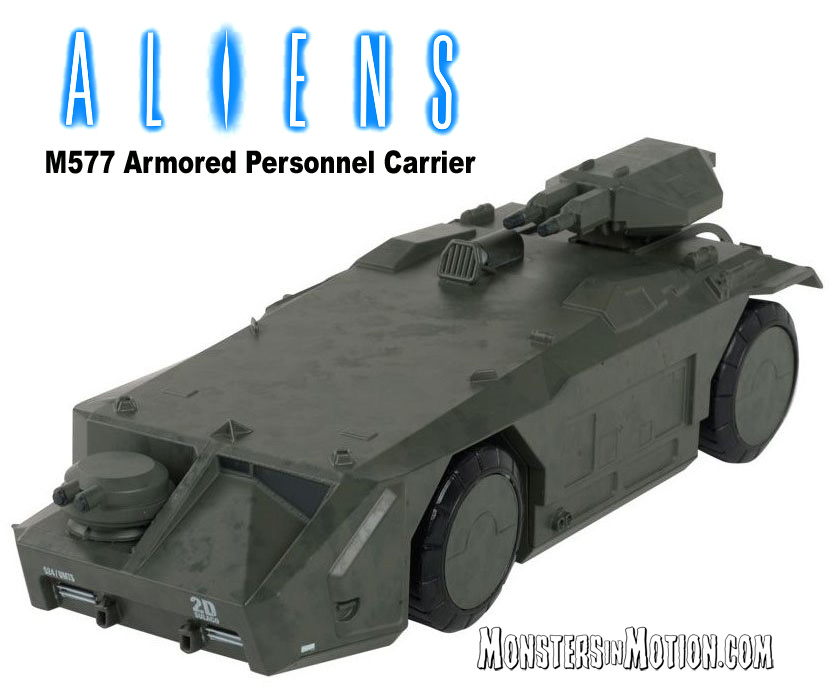 Aliens M577 Armored Personnel Carrier Vehicle Diecast Replica