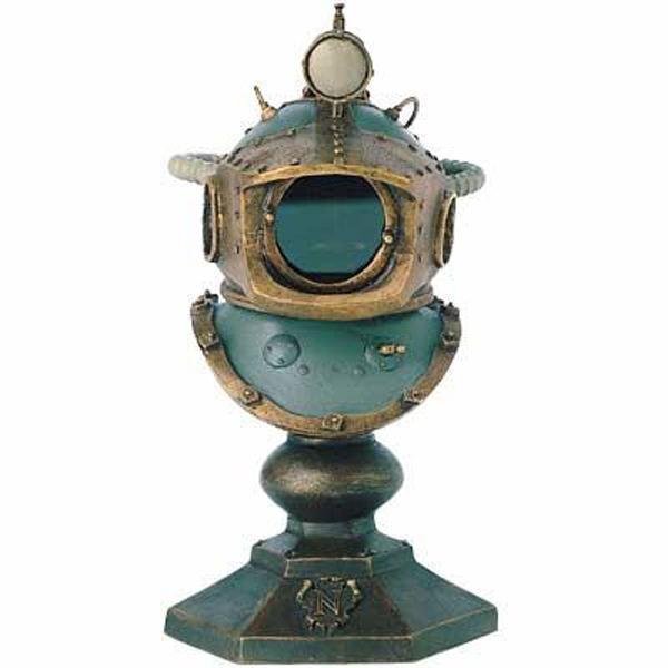 Captain Nemo Helmet 1/6 Model Kit