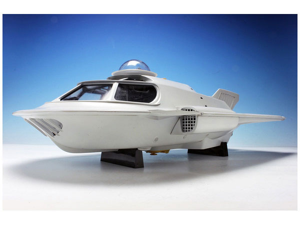 Fantastic Voyage 1/32 Scale Proteus with Interior Model Kit by Moebius