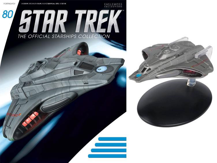 Star Trek Starships Collection Federation Scout Ship Replica