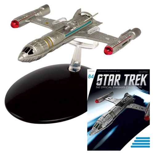 Star Trek Starships NX Alpha Prototype Die-Cast Vehicle with Magazine