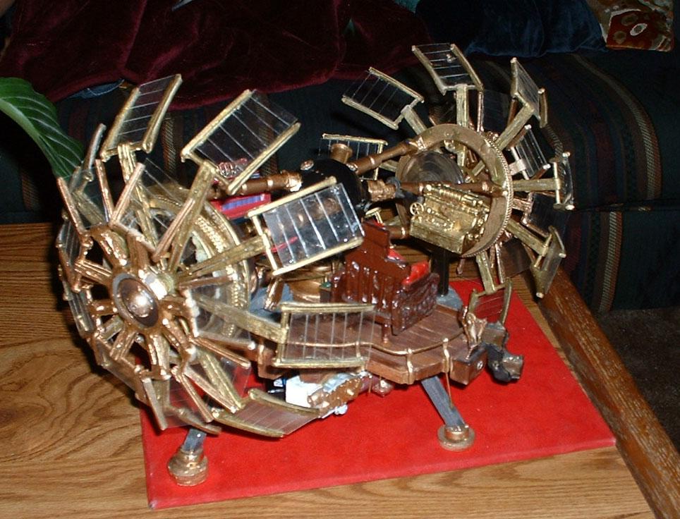 time machine kits