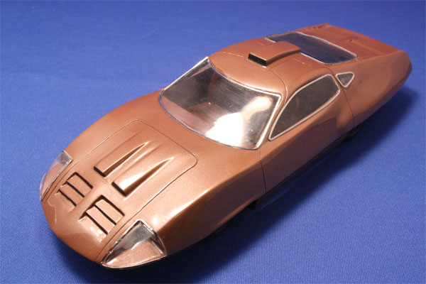 U.F.O. TV Series S.H.A.D.O. Car 1/24 Scale Model Kit