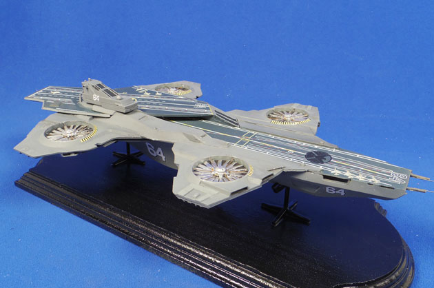 Avengers S.H.I.E.L.D. Helicarrier 1/1400 Scale Model Kit