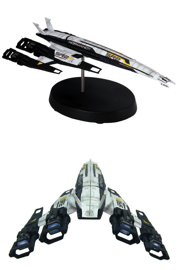 Mass Effect Normandy Replica Ship: SR-2 Cerberus