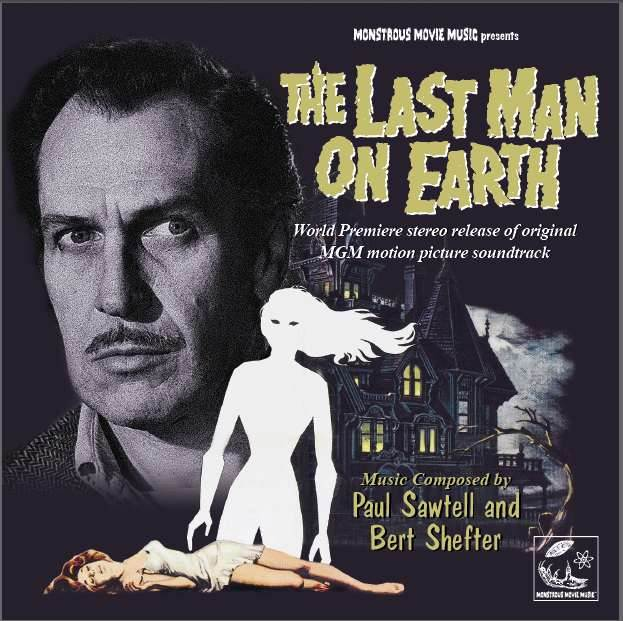 Last Man On Earth Soundtrack CD
