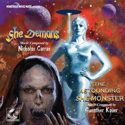She Demons & The Astounding She-Monster