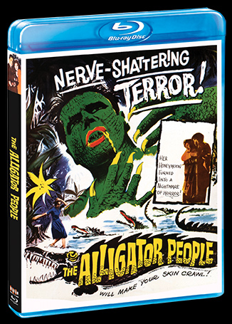 Alligator People 1959 Blu-Ray