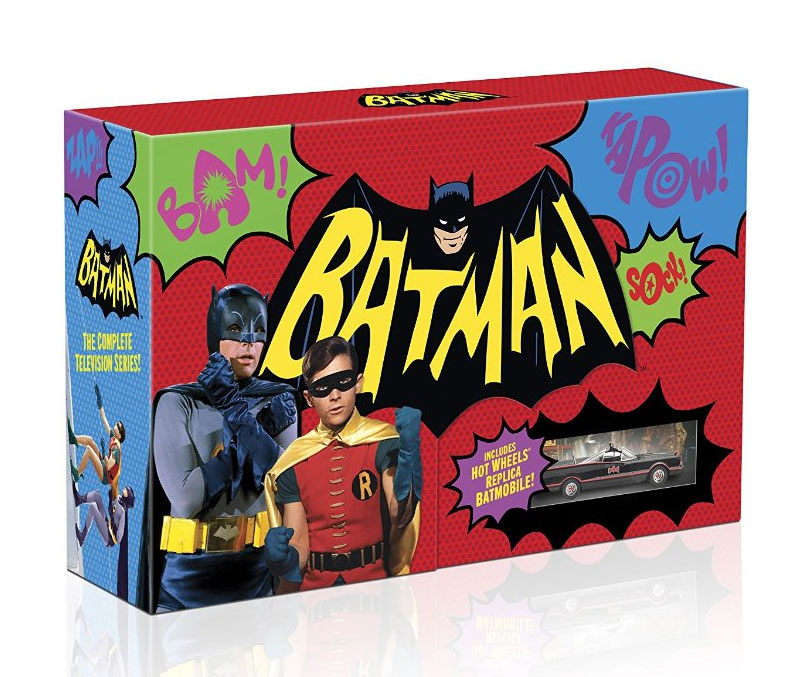 Batman Classic 1966 TV Series Blu-Ray Box Set LIMITED EDITION