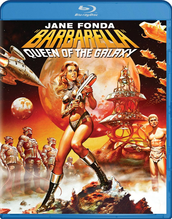 Barbarella 1968 Blu-Ray