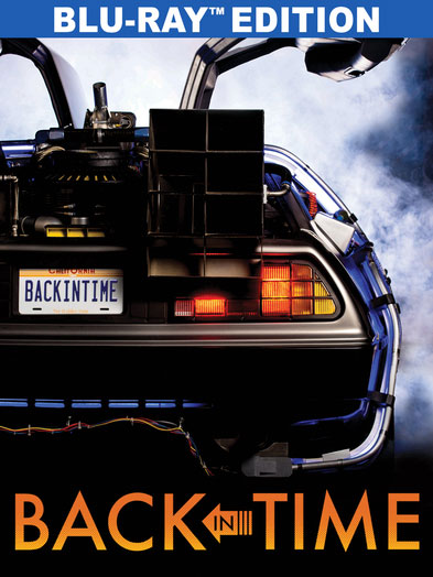 Back In Time: Back to the Future Documentary Blu-ray