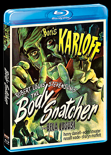 Body Snatcher, The 1945 Boris Karloff Blu-Ray
