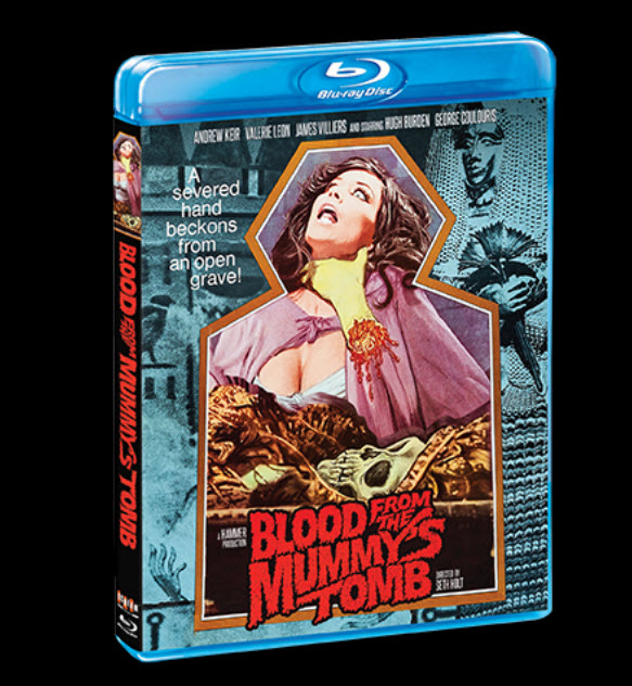 Blood from the Mummy's Tomb (1971) Blu-Ray