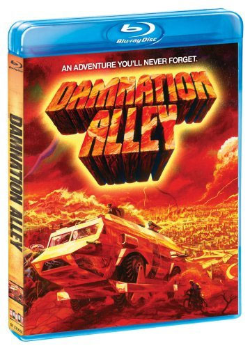 Damnation Alley 1977 Blu-Ray