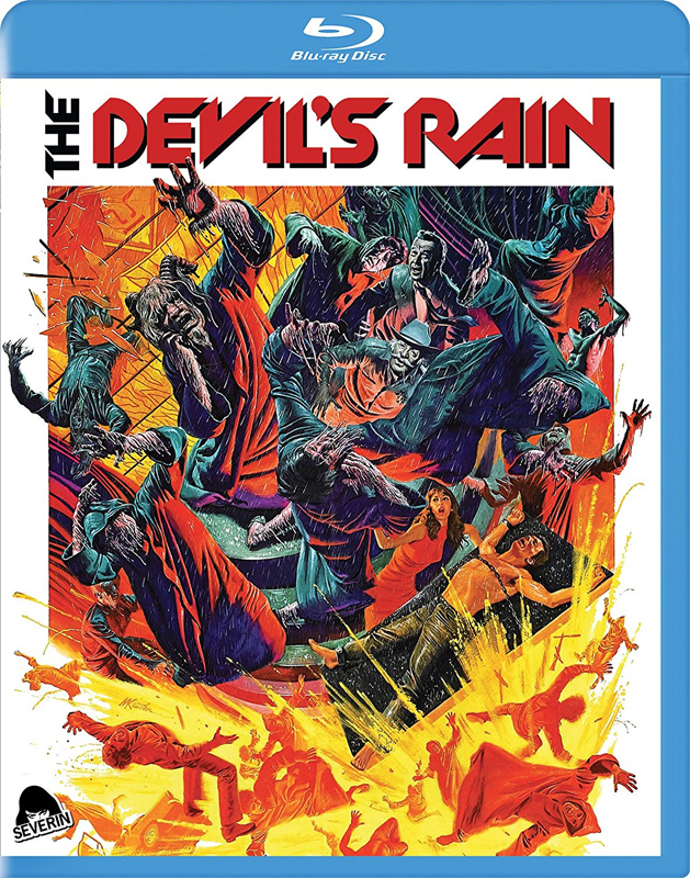Devil's Rain, The 1975 Blu-Ray William Shatner Earnest Borgnine